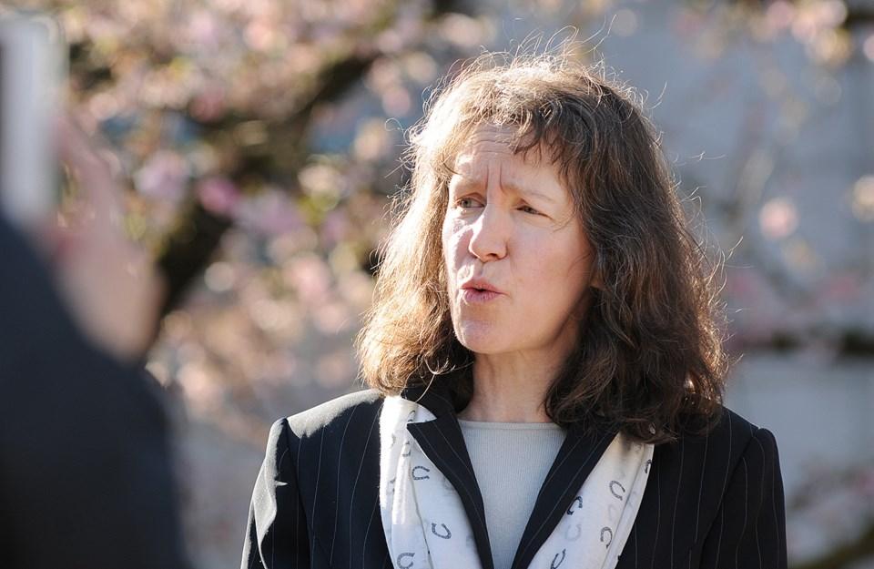 Tracey Moir