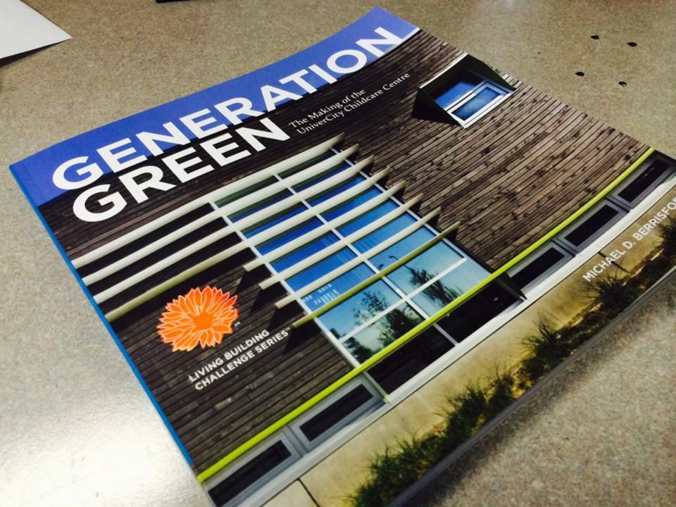 UniverCity child care centre book
