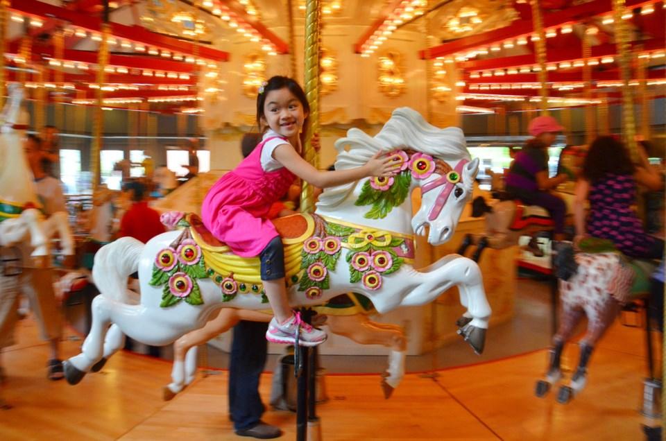 BVM carousel
