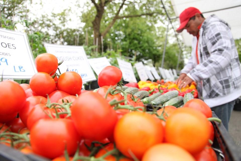 Burnaby Farmers' Market