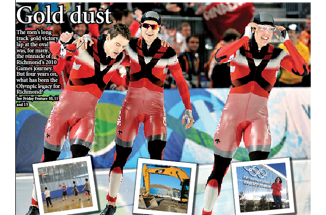 Friday feature on Olympics