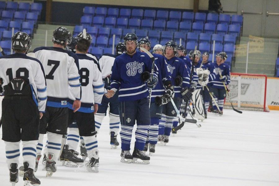 Fort St. John Senior Flyers 2013-2014