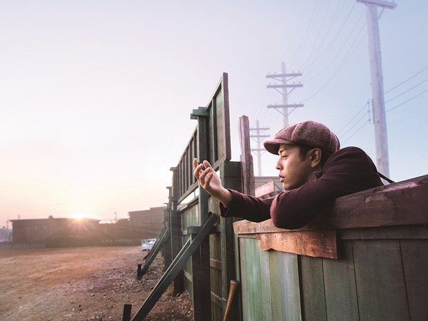 Japanese director Yuya Ishii brings old school filmmaking back to the big screen to tell the story of Vancouver's Asahi baseball team. The Vancouver Asahi, featuring an excellent ensemble cast, receives its world premiere Sept. 29 at this year's Vancouver International Film Festival.