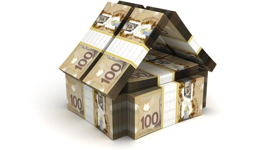 House Canadian cash money