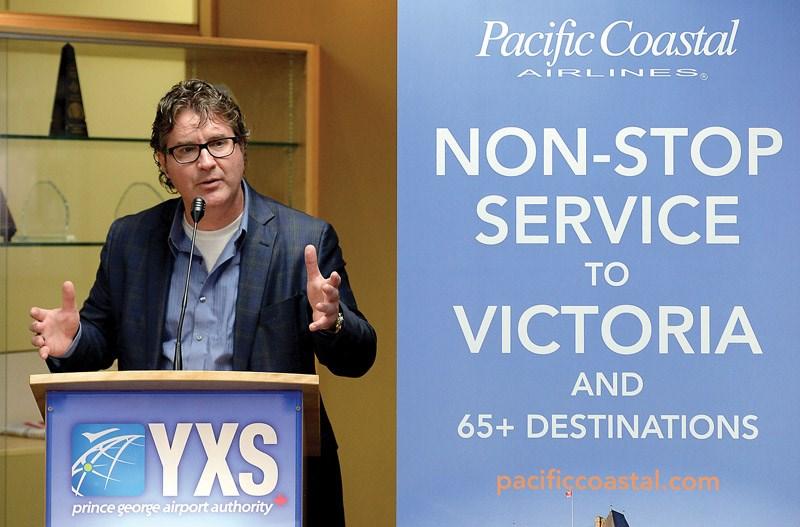 PG victoria direct flight