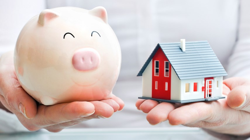 Mortgage down payment house