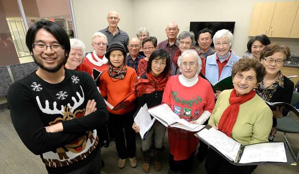 Newcomers' Choir, Kevin Takahide Lee