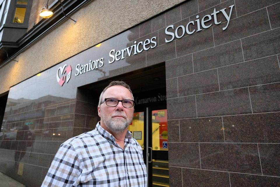 Brian Dodd Seniors Services Society
