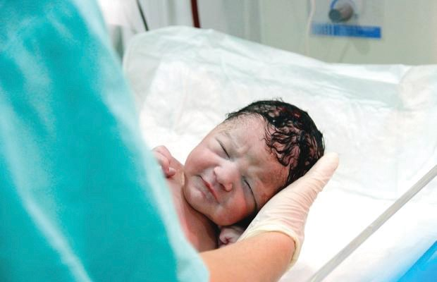 One in ten newborn babies at Richmond Hospital were born to non-Canadian mothers from Jan-Sep 2014. Photo by vancouversun.com