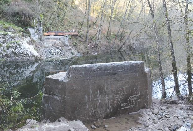 Twin Bridges removal