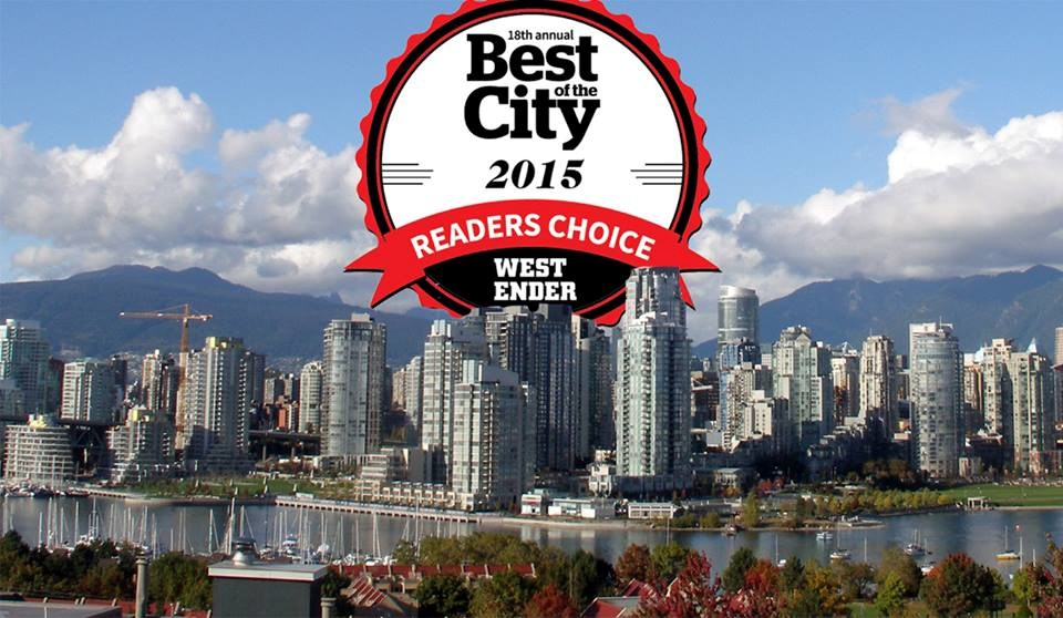 Best of the City 2015