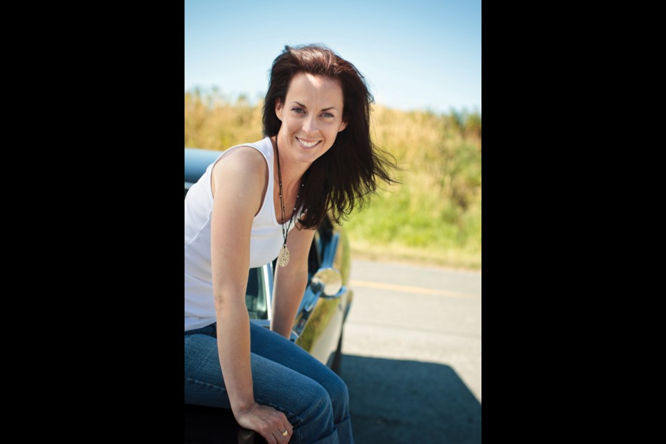 Author Danielle Aldcorn draws new adult readers into the world of biker clubs with her book One Per Center.