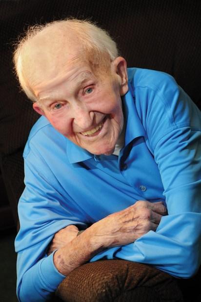 WV centenarian lives the good life