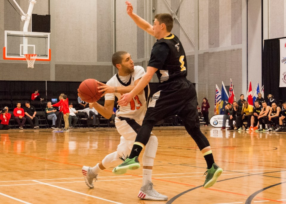 langara basketball