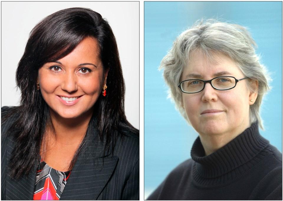 Lara Graham, Pat Tracy