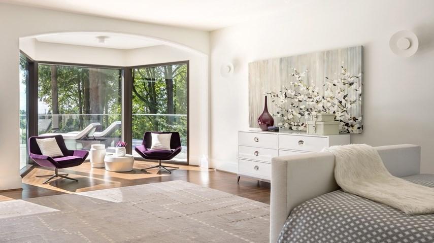 Photo Gallery Gables Marino GC master bedroom