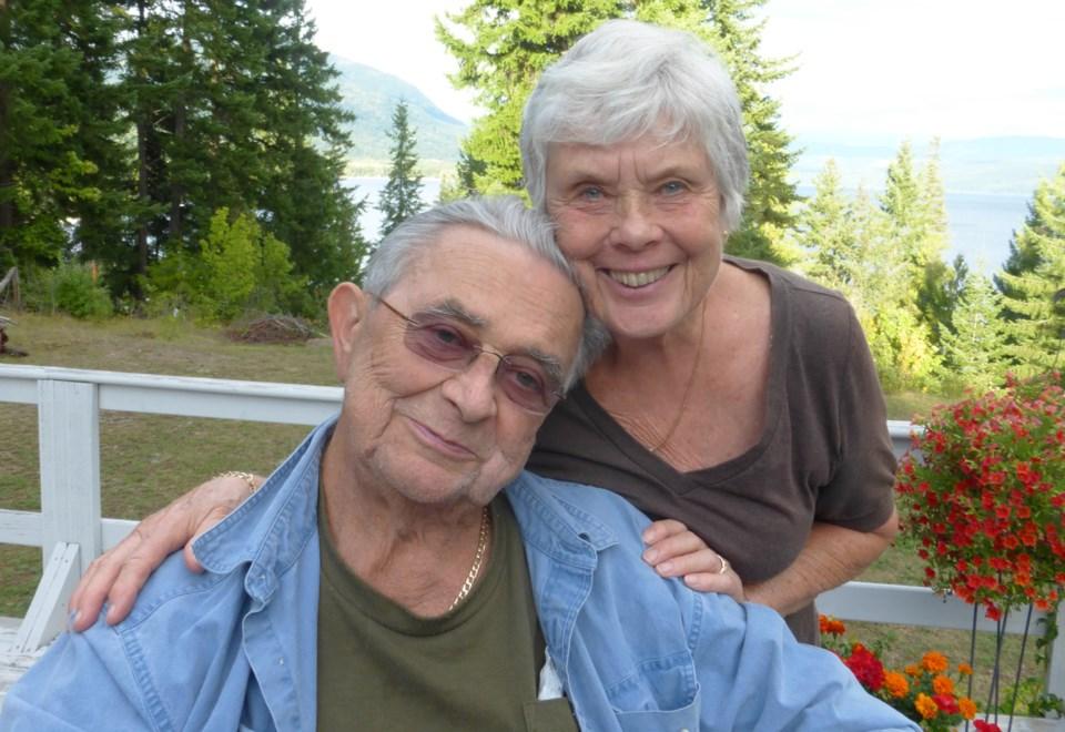 Don and Elaine Kelley