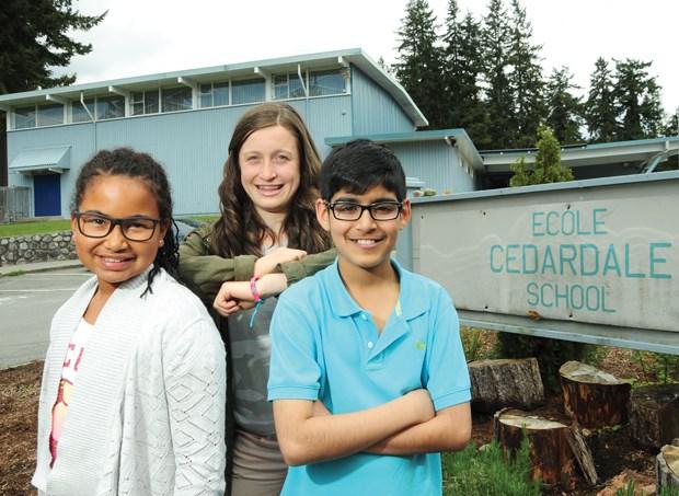 Ecole Cedardale