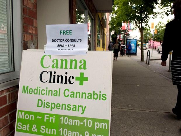 Cannabis Marijuana clinic