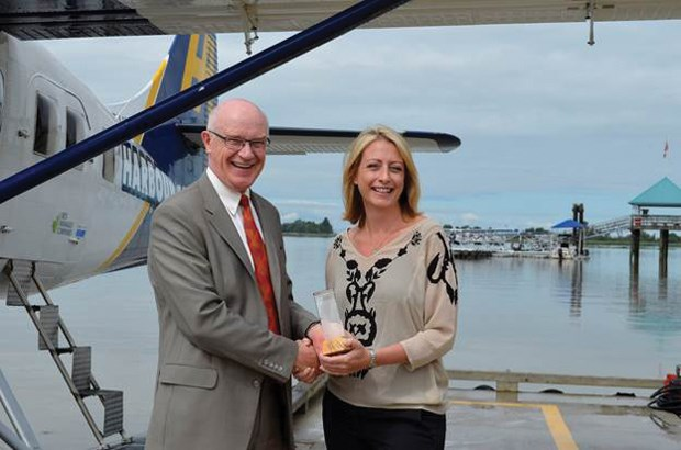 Harbour Air award