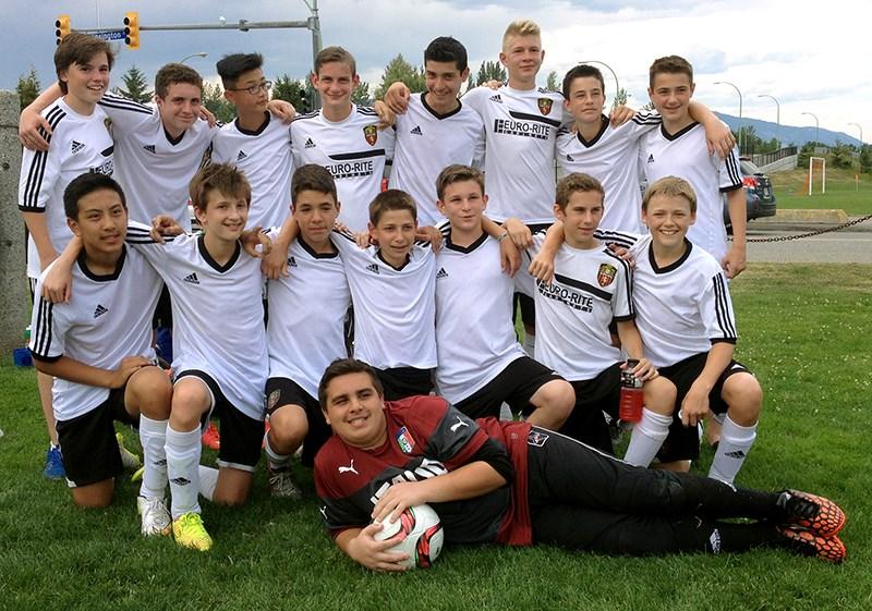 The Port Coquitlam United FC
