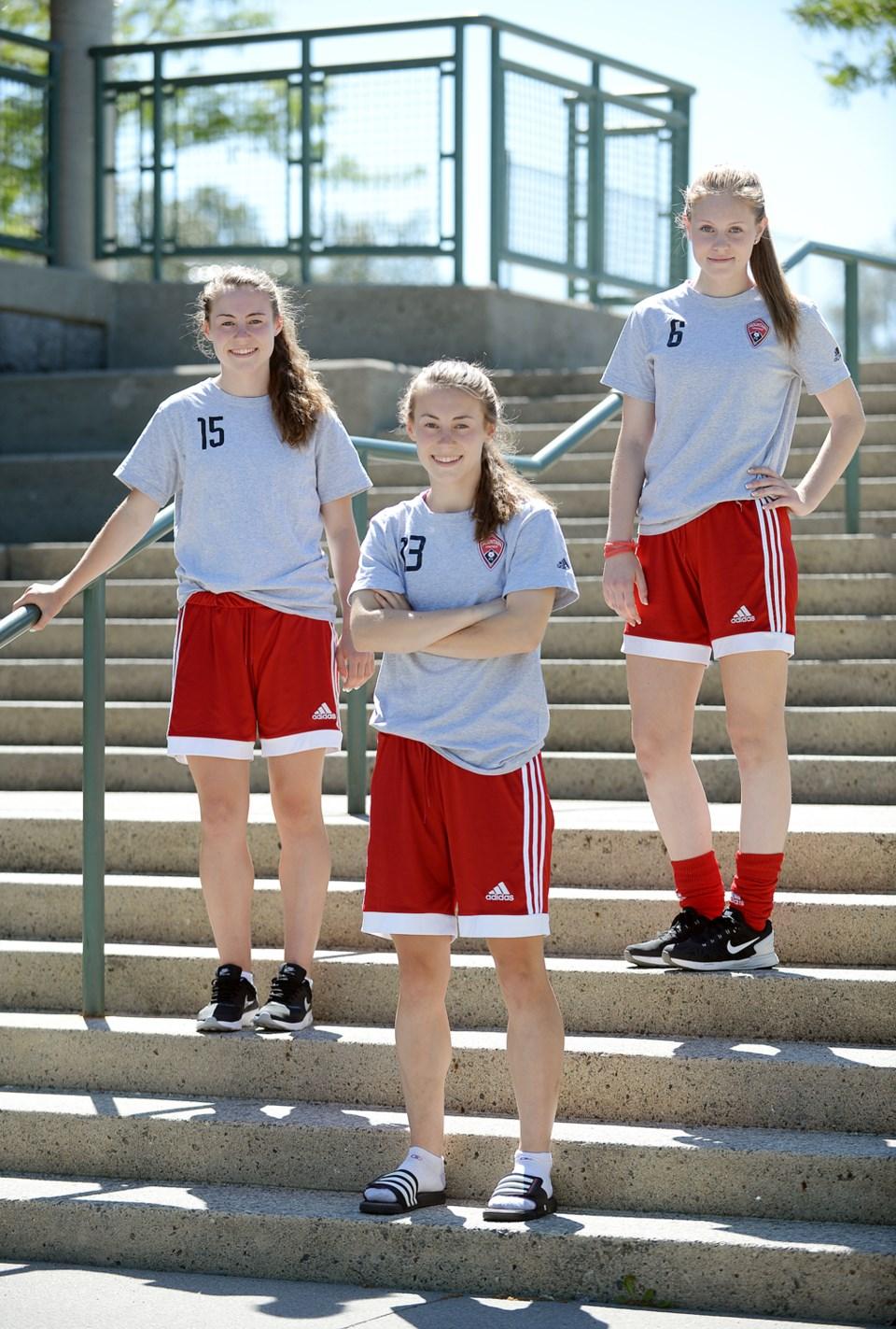 SFU soccer