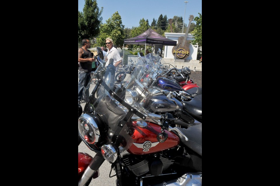 Ultimate Car Show in Coquitlam, July 18, 2015