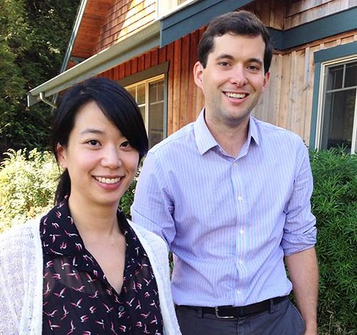 BIM Emma Chow and Daniel Martin