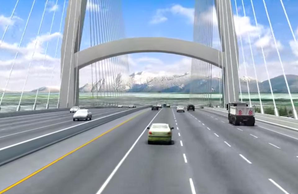 Massey Tunnel Bridge