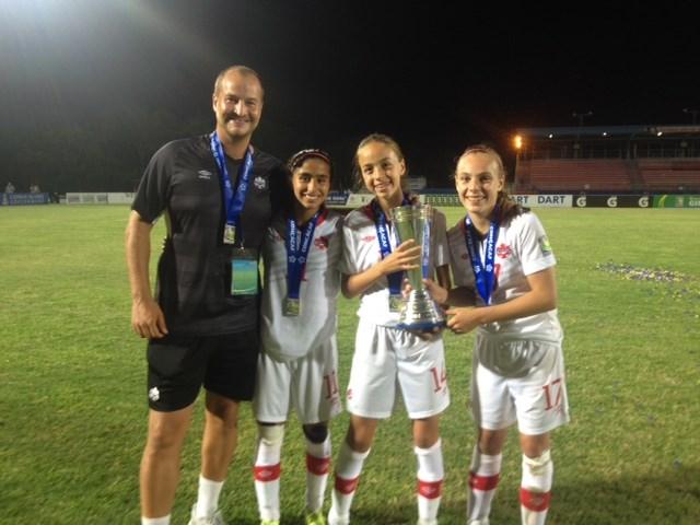 u-15 girls soccer