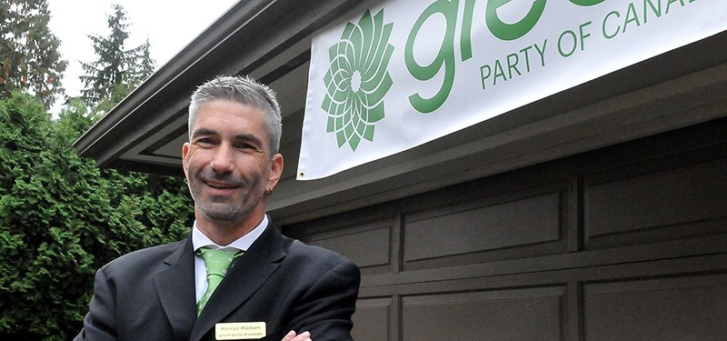 Marcus Madsen Green Party