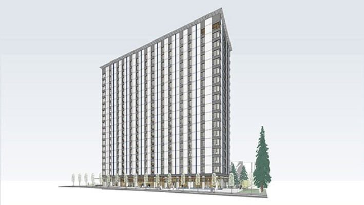 UBC plans to build what might be the world's tallest wood building. Photo UBC