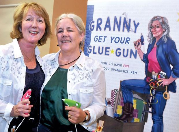 granny get your glue gun