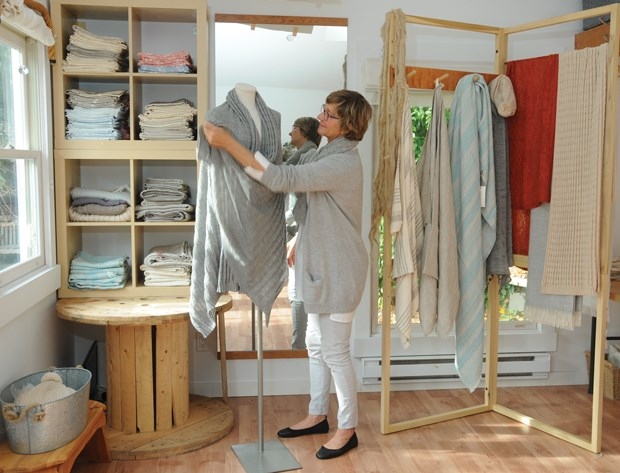 Linen lover launches line