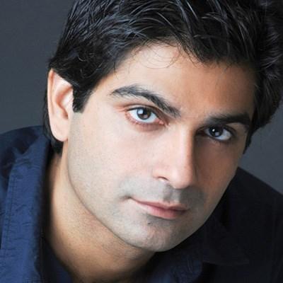 North Vancouver author Anosh Irani