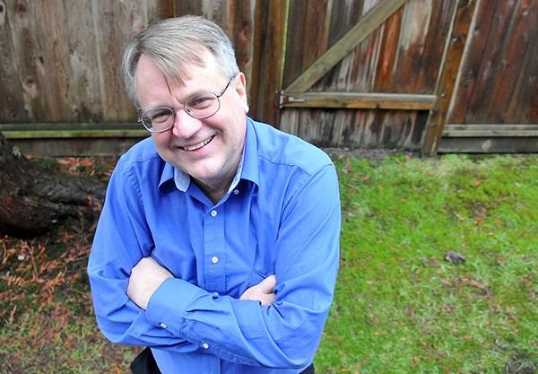 Libertarian candidate Paul Geddes of Coquitlam.