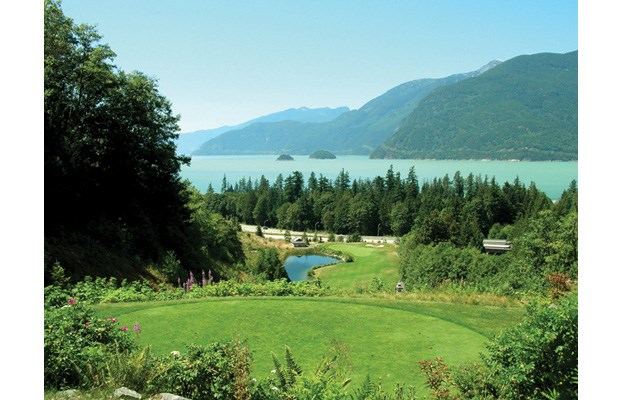 From the first tee to the 18th green, the staggering majesty of Furry Creek is impossible to overlook. There's no way to take it for granted: players find themselves looking across Howe Sound to the islands, the Sunshine Coast beyond and marvel that you get to play golf here.