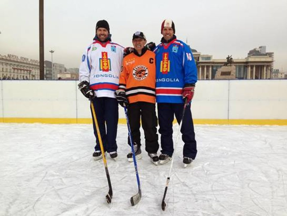 hockey mongolia