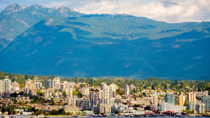 Lower Lonsdale North Vancouver North Shore
