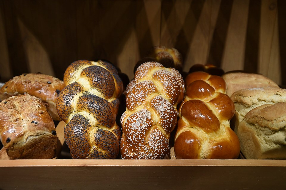 Batard Bakery specializes in housemade breads and pastries. Photo Dan Toulgoet.