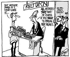 Editorial Cartoon: January 05, 2011