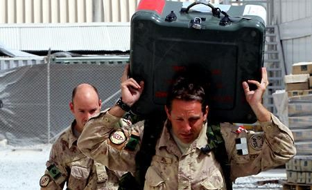 Assignment Afghanistan: On the way home to Canada