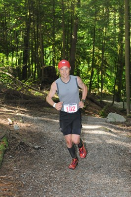 Adam Campbell - final time 5:06:48 2nd in his division M-39 and 2nd overall