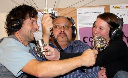 Radio station turns one year old