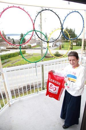 Paralympian dies at 63