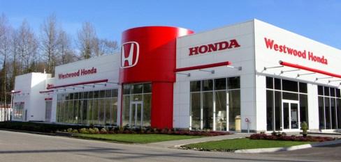 Westwood Honda Lead Article