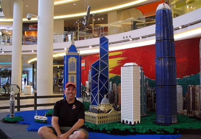 Lego - Robin Sather