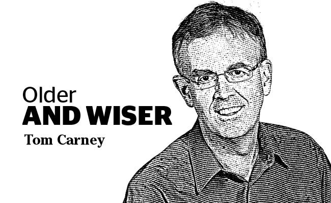 Columnist sees clearly after long last