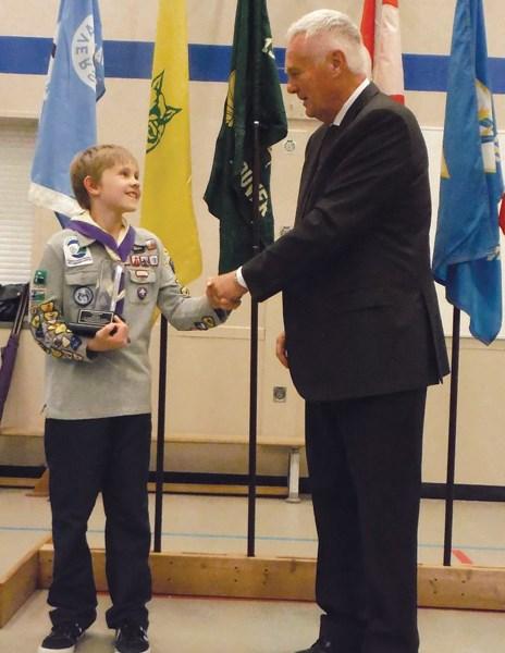 Ethan and mayor