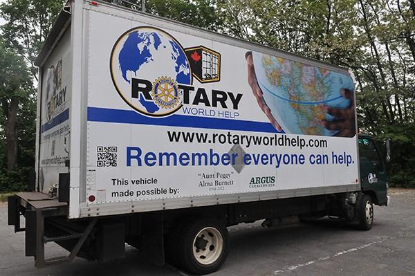 Rotary World Help filling hospitals a world away - Tri-City News